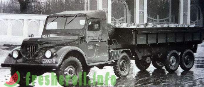 Interesting and rare Soviet cars
