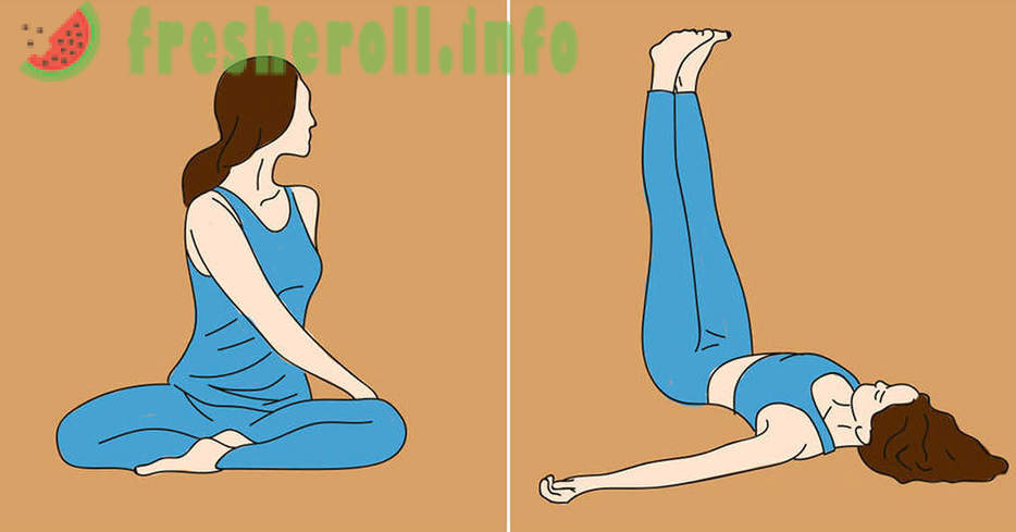 Yoga for Beginners: 10 poses to practice at home