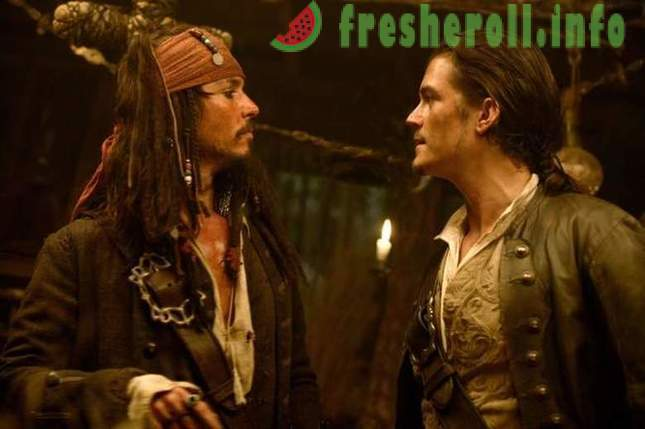 35 Captain Jack Sparrow memorable quotes