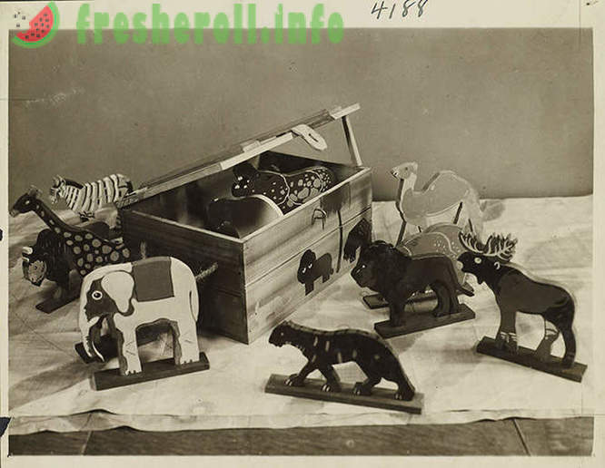 New York Studio Toy Association of Disabled Persons 1915