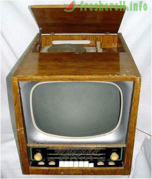 10 models of the iconic black-and-white TVs Soviet-made