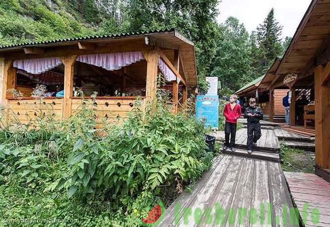 Travel Cordon Lake Teletskoye in the Altai (part 2)