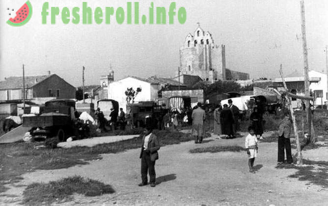 The life of Roma in Europe before World War II