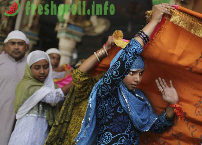 Festival of Sufi believers