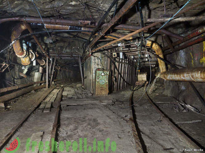 Abandoned mines in Japan