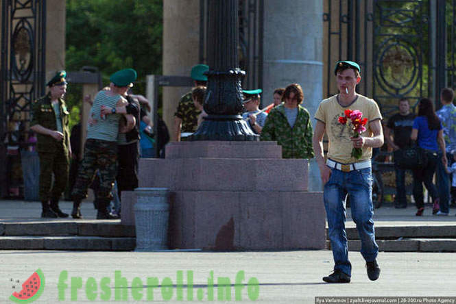 Border Guards Day 2011